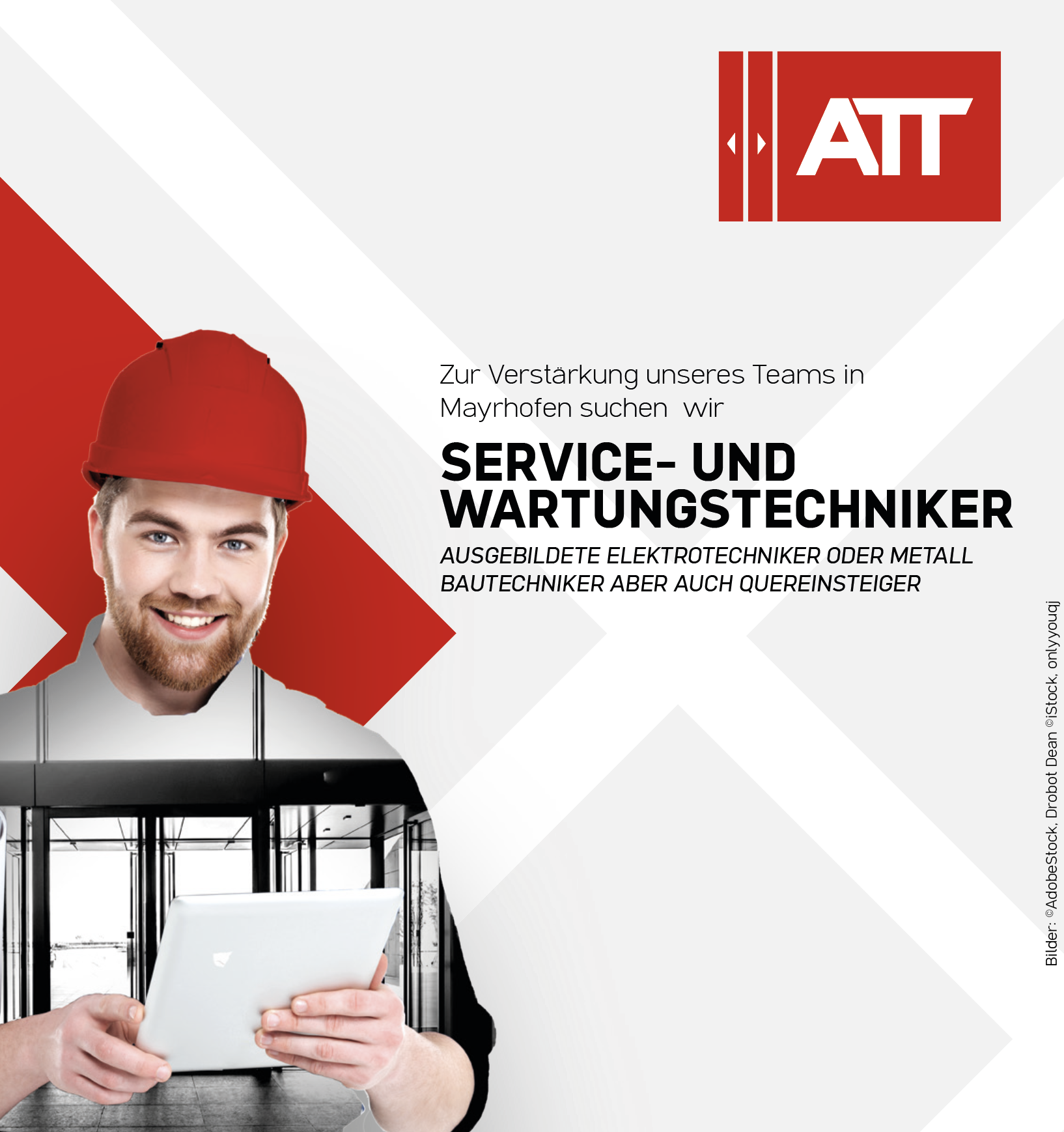Offene Stellen Automatik Türen Tirol